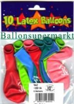 Luftballons-erster-Geburtstag-Dekoration-Luft-10