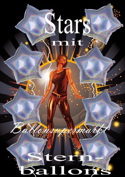 Stars-mit-Sternballons