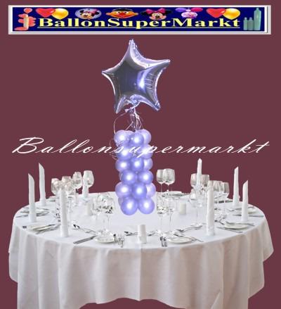 Silvester-Tischdeko-Stern-und-Luftballons