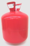 Helium Einweg Behälter