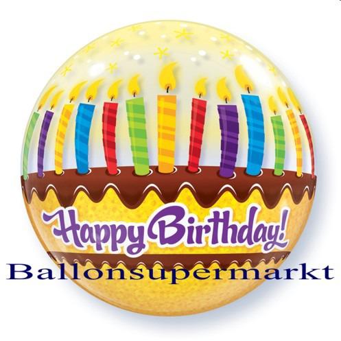 Luftballon-Bubble-Geburtstag-Happy-Birthday-Candles