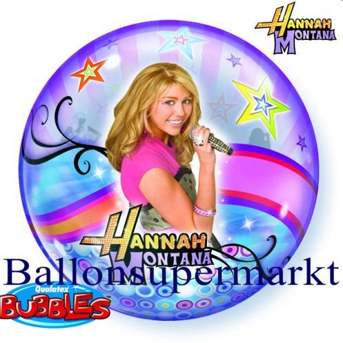 Hannah-Montana-Bubble-Luftballon-1