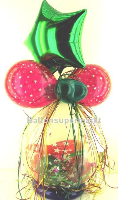 Stufferballon Stuffer, Geschenkballon