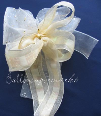 Hochzeitsschleife, Dekoration Hochzeit, Zierschleife