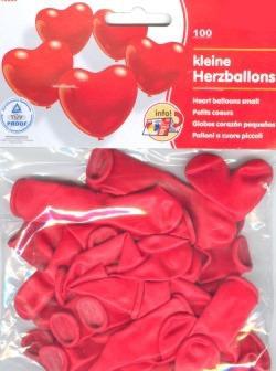 Herzballons Luftballons Dekoration