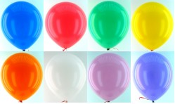 Luftballons 40 cm, Farben