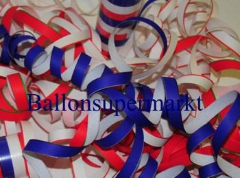 Luftschlangen-Jumbo-Rot-Weiss-Blau