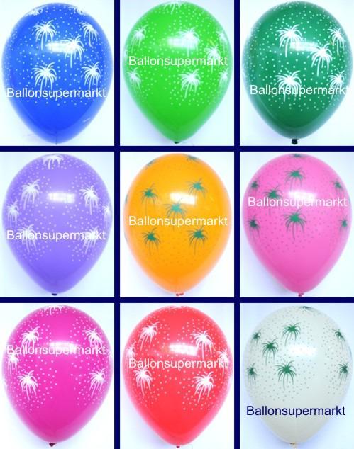 Luftballons-Feuerwerk-Ballonsupermarkt