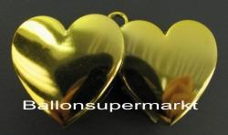 Ballongewicht-Herzen-in-Gold