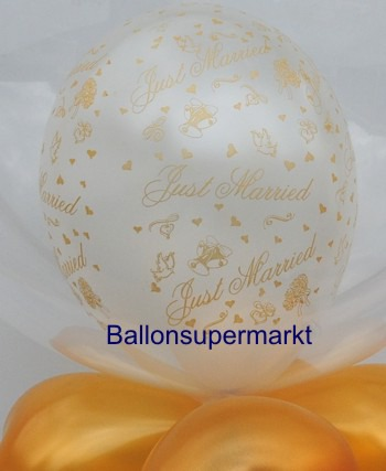Hochzeitballon-Just-Married-im-Bubble-Luftballon