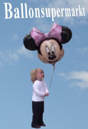 Kinder-Luftballon-Micky-Maus-Minnie