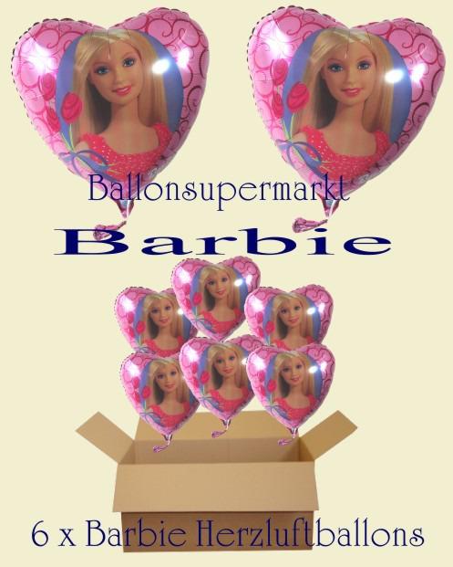 Geschenkidee-Kindergeburtstag-Barbie-Herzluftballons-mit-Helium