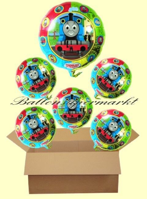 Thomas-and-Friends-Luftballons-Geschenke