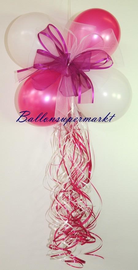 Ballonsupermarkt mini luftballons for Dekoration mit luftballons