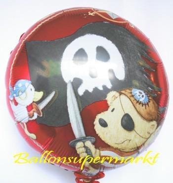 Luftballons-Folienballons-Piraten