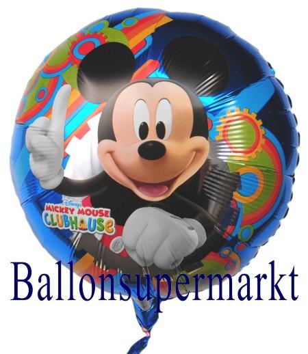 Micky-Maus-Luftballon-Folien-Luftballon-ohne-Helium-Ballongas