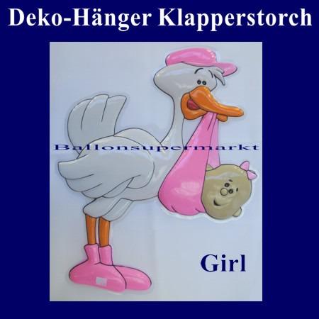 Dekorations-Haenger-Klapperstorch-mit-Maedchen