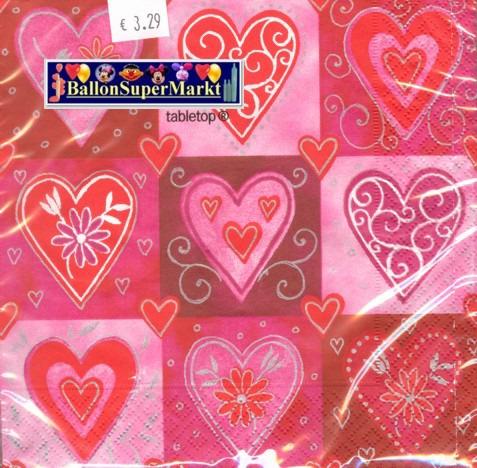 Hochzeitsservietten-Filigree-Hearts-2