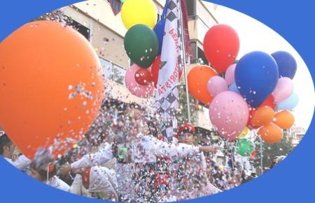 Konfetti Karneval