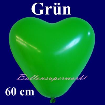 herzluftballon-farbe-gruen-60-cm