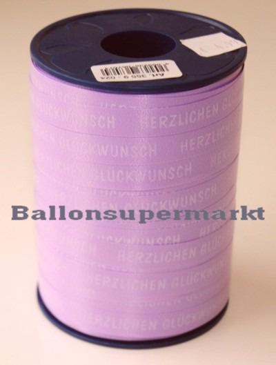 Ballonband-Herzlichen-Glueckwunsch-Flieder