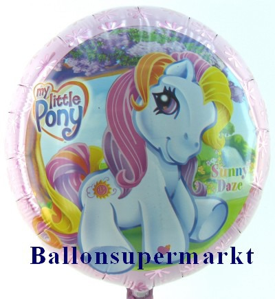 My Little Pony Luftballon