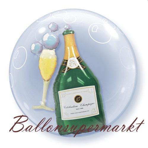 Bubble-Luftballon-Champagne-Ballon-im-Ballon
