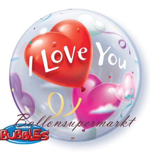 Bubble-Luftballon-I-Love-You-Herzluftballons