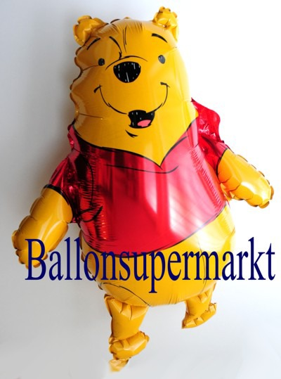 Winnie-the-Pooh-Luftballon-aus-Folie