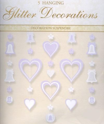 Hochzeitsdekoration Hearts and Bells