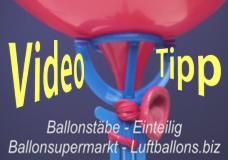 video-tipp: anleitung zu einteiligen ballonstäben