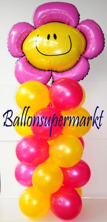 Fruehlingsdeko-aus-Ballons-Ballondeko