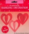 Dekoration zu Liebe und Valentinstag: Herzdekoration