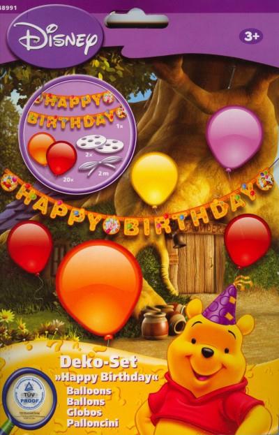 Kindergeburtstag Deko Ballons Girlande