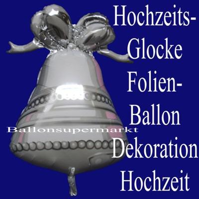 Hochzeitsglocke-Luftballon-aus-Folie-zur-Hochzeitsdekoration