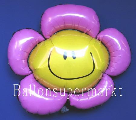 Smiley Sonne Luftballon