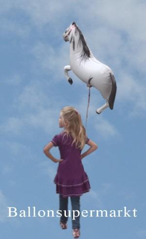 Kinder-Luftballon-Pferd