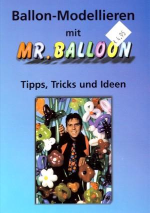 Modellierballons Anleitungen Buch