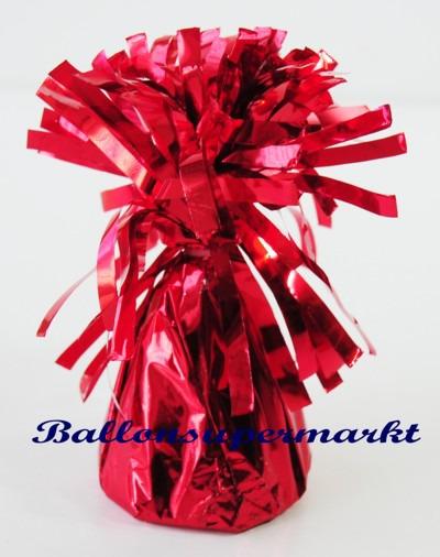 Ballongewicht-Folie-Rot