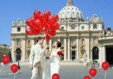Ballonsupermarkt-Onlineshop - Luftballons zur Hochzeit steigen lassen