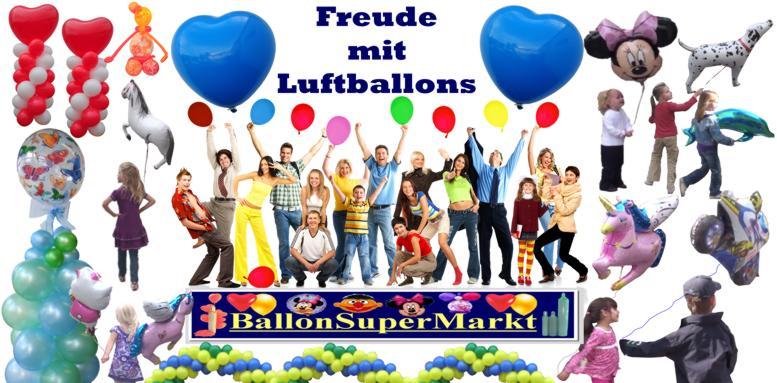 Ballon Super Markt, Hagen
