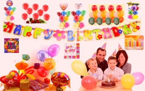 Ballonsupermarkt geburtstagsdeko for Geburtstagsdekoration