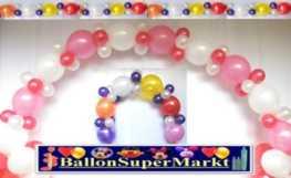 Luftballons-Girlandenballons