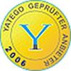 Sicher Luftballons kaufen, das goldene Siegel bei Yatego für den Ballonsupershop