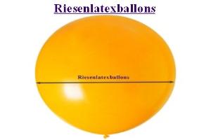 RiesenLatexballons Rund/Herz - RiesenLatexballons Rund/Herz