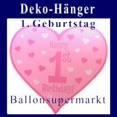 Geburtstagsherz-Deko-Hänger-1.Geburtstag (Dekoration-1.-Geburtstag-Herz-199634)
