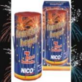 Feuerwerk, Kometenhagel, Event-Feuerwerk (Feuerwerk Komet hgl 3399)