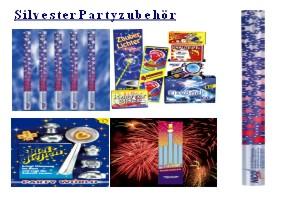 Silvester Partyzubehör - Silvester Partyzubehör