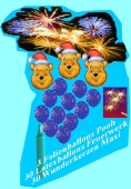 Weihnachten und Silvester mit Pooh (BGS05MD SylvP HS 01)