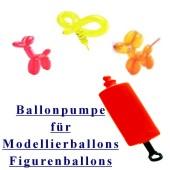 Flach-Ballonpumpe (BZBPmp 05)